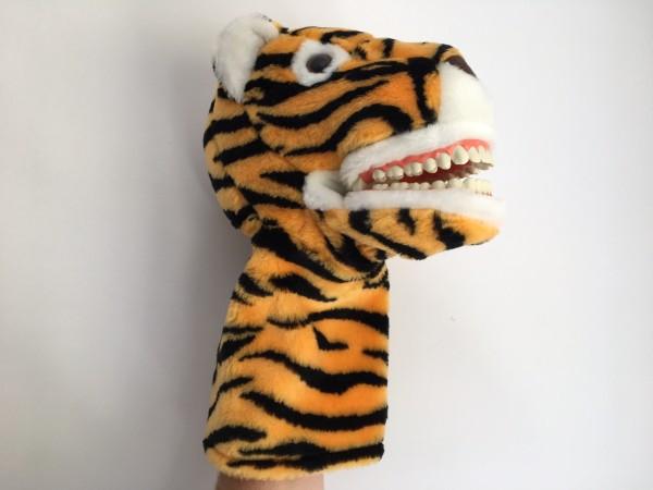 Putzi Tiger Handpuppe