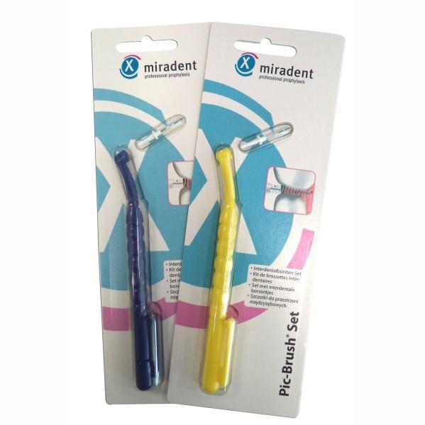 Miradent Pic-Brush Set