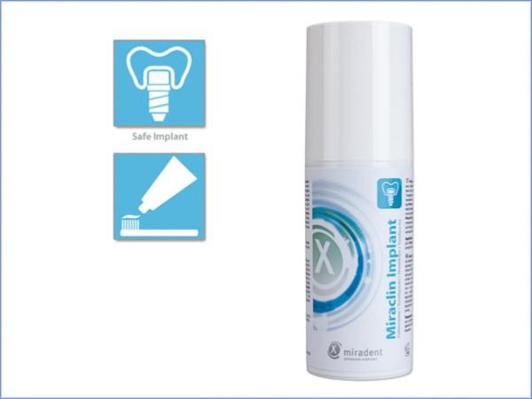 Miraclin Implant Spezielle Zahnpasta für Implantatträger HW-630165
