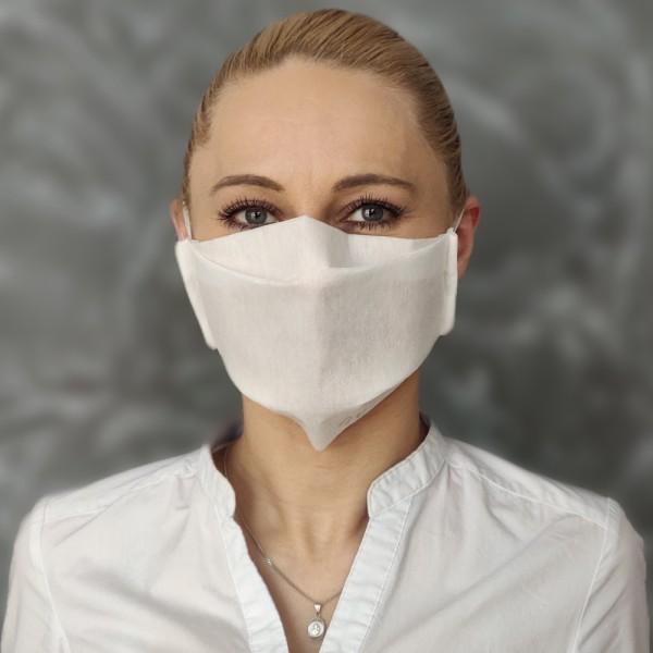Mund- und Nasenmaske Mehrweg 5 Stück